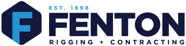 Fenton Rigging and Contracting Logo